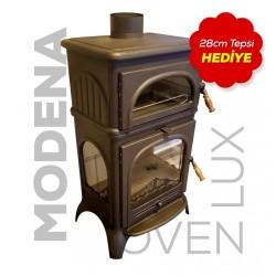 Modena Oven Lux Döküm Soba